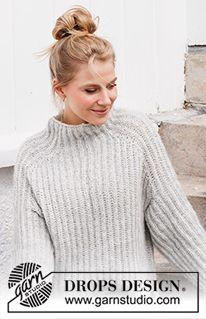 Poncho Knitting Patterns, Free Knitting, Baby Knitting, Crochet Patterns, Drops Design, Knit Crochet, Sweaters, Fall Winter, Alpaca