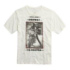 T-SHIRT HIGHWAY JOHN JOHN DENIM | SHOP ONLINE | Compre a nova coleção pelo site oficial.