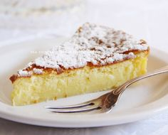 La ricetta della felicità: La torta magica al cocco senza glutine ...e buon anno nuovo!