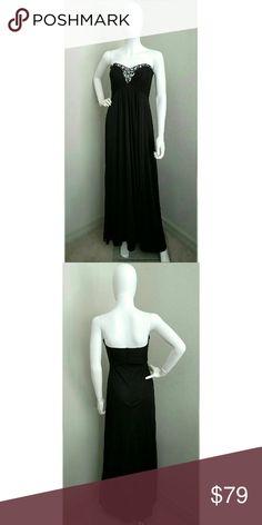 Black Formal Dress NWT Xscape Dresses Prom