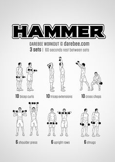 Hammer Workout