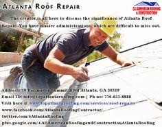 Atlanta Roof Repair Are Best Impeccable Roof Designs   Topatlanta