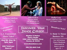 Help spread the word!!! Birmingham DANCE WORKSHOP!!!! May 29th & 30th