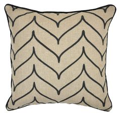 NTB Array Pillow in Grey design by Villa Home