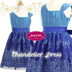 Kids Gradient Aqua Blue Party Dress  Captivating dress at only $90 with FREE International Shipping.   #dress, #party, #gradient, #blue, #aqua, #girls, #kids, #formal, #wear, #birthday, #wedding