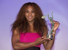 PARIS: French Open 2013 - World #1 Serena Williams attends the ITF World Champions Dinner...The ITF & the Federation Francaise de Tennis (FFT) recognized Serena Williams as the women's World Champion on day at the Pavillon d'Armenonville. Serena not only won two of the four Slams 2012, she won GOLD at the 2012 London Olympics. 6/4/13