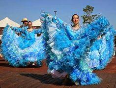 Danza Paraguaya en el extrangero
