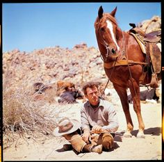Sheb Wooley | Re: Rawhide -1959/66 - avec Eric Fleming, Clint Eastwood, Sheb Wooley