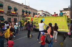 Se dio a conocer que la derrama económica durante el festejo del Día del Niño en el Primer Cuadro de la ciudad que fue de más de 13 mdp lo ...
