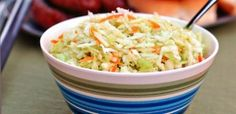 Sweet and Simple Slaw