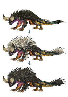 Monster Hunter: World Bestiary Day 3 – The Destructive Titan Nergigante - Features - www.GameInformer.com