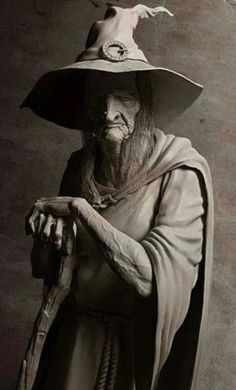 How I used to imagine witches when I was little. Also what I tried to imitate at Halloween every year 'til I was 10 or Baba Yaga, Theme Halloween, Fall Halloween, Halloween Witches, Halloween Trophies, Vintage Witch Photos, Vintage Halloween Photos, Victorian Photos, Maleficarum