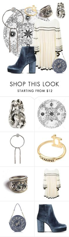 """Untitled #124"" by stiilmedstudi ❤ liked on Polyvore featuring Trollbeads, Carolina Bucci, Chloé and Carvela"