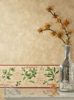 Wallpaper And Spices.