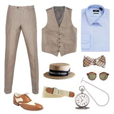 Gatsby Style for Men | great gatsby = great style