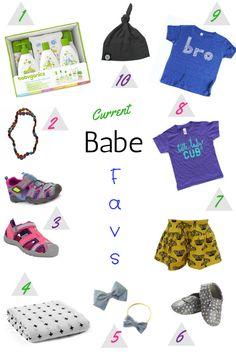 Babe Essentials: Current Favorites