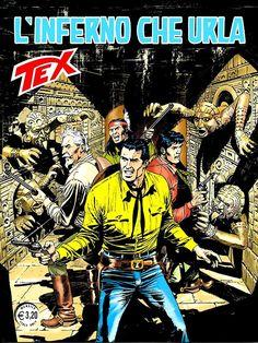 A capa de Tex #675