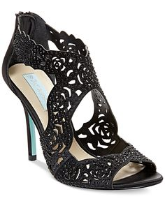 Blue by Betsey Johnson Livie Evening Sandals - All Women's Shoes - Shoes - Macy's