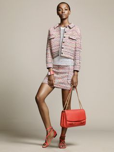 Discover the new Resort 2015 Collection. www.NinaRicci.com