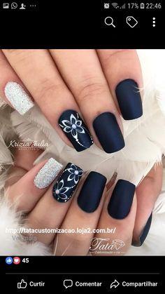 Manicure, Gel Nails, Acrylic Nails, Nail Polish, Casual Nails, Trendy Nails, Peacock Nail Art, Bohemian Nails, Blue Nail Designs