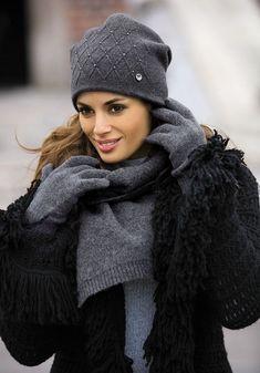 Модные зимние женские шапки 2017-2018: фото, красивые женские вязаные и меховые шапки