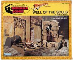 pop-sesivo: Set de El pozo de las almas. The Adventures of...