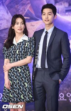 song hye kyo 송혜교 and song joong ki 송중기 descendants of the sun 태양의후예