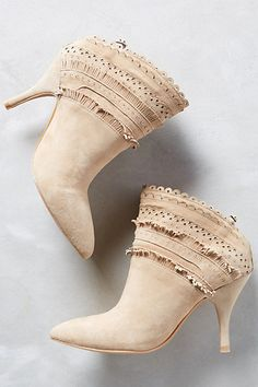 Jeffrey Campbell Cherice Booties #anthropologie