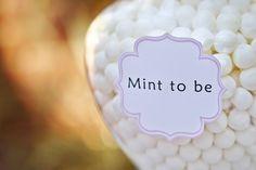 """Mint to be"" Sooooo cute!!"