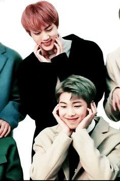 Read NamJin from the story BTS One Shots by loveyoongiboop (SUGA) with reads. Jin chewed on his bottom lip as his eyes flic. Taehyung, Jhope, Namjin, Yoonmin, Seokjin, Foto Bts, Bts Jin, Bts Bangtan Boy, Jikook