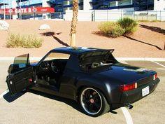 Porsche 914 / Subaru WRX Flat 4 Engine: