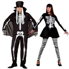 Kids Fashion, Costumes, Halloween, Couples, Style, Costume Ideas, Vestidos, Couple Costume Ideas, Skeletons