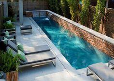 zero lot line pool