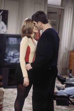 They LOVED each other. | Why You'll Never Really Get Over Ross And Rachel