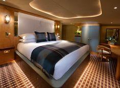 Schwimmendes Luxushotel in Schottland: Fingal - The Chill Report Best Hotel Deals, Best Hotels, Restaurant Bar, Scotland Hotels, Swan Hotel, Edinburgh Hotels, Floating Hotel, Outdoor Baths, Cosy Room