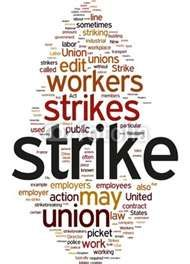 Image Search Results for labor unions on strike