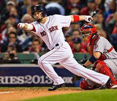 Shane Victorino, Boston Red Sox