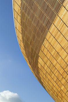 LONDON 2012 OLYMPIC VELODROME  ARCHITECTURE AWARD, DESIGN OF THE YEAR 2012  LONDRA/UNITED KINGDOM/2011    Hopkins Architects
