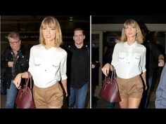Taylor Swift Smiles Coyly When Asked If She Broke Up Selena Gomez And Justin Bieber Taylor Swift Smile, Taylor Swift Videos, Camilla, Justin Bieber, Selena Gomez, Breakup, Leather Skirt, Fox, Fashion