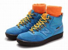 Joes New Balance 574 WRC574BS Mid Classic Lake Blue Womens Shoes