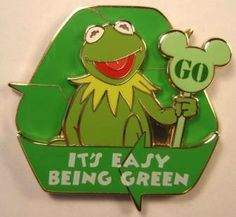 Classic Cartoons, Kermit, Disney Pins, Pin Collection, Pixar, Minions, Star Wars, Green, Image