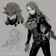 Persona 5 Anime, Persona 5 Joker, Persona 4, Persona 5 Makoto, Female Character Design, Character Concept, Character Art, Concept Art, Atlus Games