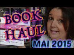 BOOK HAUL DU MOIS DE MAI 2015