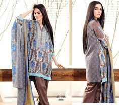 badf30f2d9 Shariq Textile Introducing Libas Summer Lawn Collection 2017 Leading women  clothing textile of Pakistan Shariq showcased latest summer lawn collection