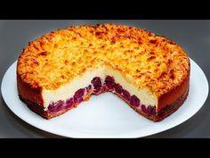 De azi prepar cheesecake-ul doar asa! Un desert fascinant, de care nu ma pot satura! | SavurosTV - YouTube Cheesecakes, Cake Pops, French Toast, Food And Drink, Cooking, Breakfast, Sweet, Cheesecake, Baking Ideas