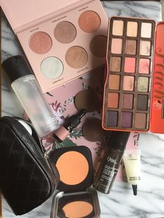 Too Faced, ABH and MUFE March Faves