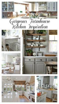 Farmhouse-Kitchen-Inspiration.jpg (700×1227)