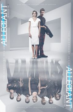 THE DIVERGENT SERIES: ALLEGIANT movie poster No.14 (Final)