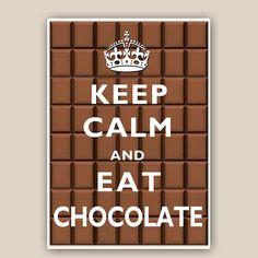 13 Situações que somente viciados em chocolate entenderão. S2