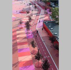 Superkilen: parque urbano de BIG en Copenhague - Arquitectura Viva · Revistas de Arquitectura